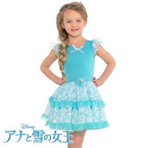 ディズニー 仮装 子供 衣装 コスチューム 人気 アナと雪の女王 ドレス エルサ 女の子用 チュチュ ハロウィン コスプレ|acomes