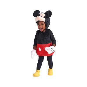 ディズニー コスプレ 子供 衣装 男の子 人気 ミッキーマウス 着ぐるみ ハロウィン コスプレ キッズ 幼児用コスチューム|acomes