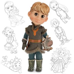 Disney ディズニー Princess Animators Collection 16 Inch Doll プリンス クリストフ ドール 人形 おもちゃ