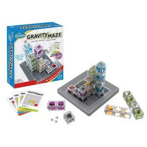 サイエンストイ 科学おもちゃ 重力 グラビティー 迷路 ゲーム 重力を利用したパズル|acomes