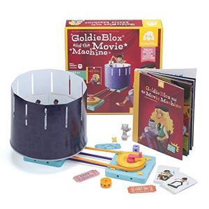 サイエンストイ 科学おもちゃ ゴルディブロックス ゴルディと作る映画 ムービーメーカー|acomes