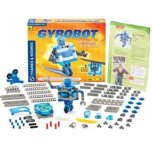 サイエンストイ 科学おもちゃ ロボット 組み立て式 ジャイロスコープ ロボットキット|acomes