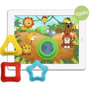 サイエンストイ 科学おもちゃ 英語学習 iPadで学ぶ 形 図形 シェイプ acomes