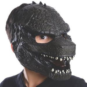 ゴジラ 着ぐるみ ハロウィン グッズ コスプレ コスチューム ゴジラのマスク 子供用ワンサイズ ビニール製 acomes