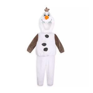 ディズニー コスプレ 子供 衣装 人気 アナと雪の女王 2 オラフ 着ぐるみ コスチューム クリスマス ホリデー|acomes