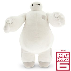 ベイマックス ぬいぐるみ 人形 ディズニー キャラクター グッズ ケア ロボット スーパーヒーロー 約38cm acomes