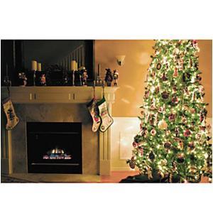 クリスマス ウォール デコレーション 壁 バックグラウンド 飾り 暖炉 クリスマスツリー|acomes
