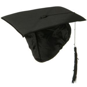 卒業式 スーツ 卒業 セレモニー 帽子 角帽 卒業生 黒 大人用 コスチューム パーティー 宴会 コスプレ 仮装 ギフト プレゼント 贈り物|acomes