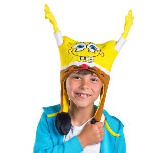 スポンジボブ スクエアパンツ フリッピーズ 帽子 ハット 子供用 テレビアニメ アニメキャラクター ハロウィン コスプレ グッズ アクセサリー acomes
