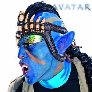 アバター ジェイク・サリーの耳 ラテックス コスプレ ハロウィン パーティー 青い ブルー|acomes