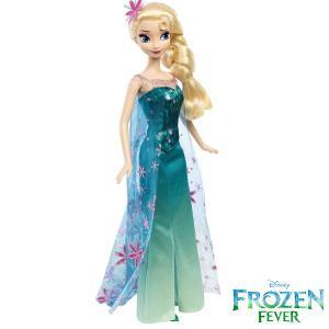 663c843fa9b06 アナと雪の女王 エルサのサプライズ フィギュア 人形 ドール Frozen Fever ディズニー アナ雪 ...
