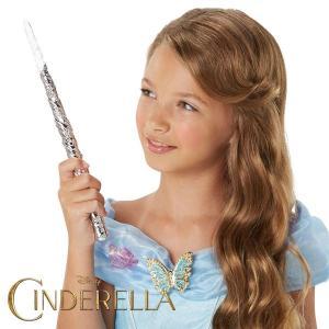 ディズニー  シンデレラ フェアリーゴッドマザー 魅惑の ワンド 子供用 魔法使い 杖|acomes