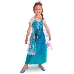 27972f234aea8 ... ディズニー 仮装 子供 コスチューム 人気 アナと雪の女王 ドレス エルサのサプライズ コスチューム セット ...
