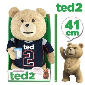 TED ぬいぐるみ グッズ TED2 テッド 41cm(16inch) ジャージを着たTED R指定版 数量限定|acomes