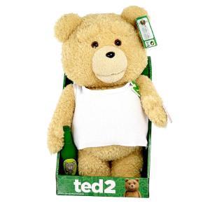 TED ぬいぐるみ グッズ TED2 テッド 41cm(16inch) タンクトップを着たTED R指定版 数量限定 acomes