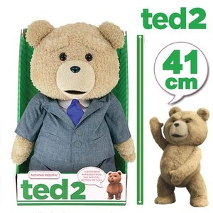 TED ぬいぐるみ グッズ TED2 テッド 41cm(16inch) スーツを着たTED R指定版 数量限定|acomes