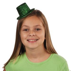 セント・パトリックスデー 緑 ミニハット 帽子 1ダーズ 12個入り アイルランド ハロウィン コスプレ コスチューム 衣装 グッズ acomes