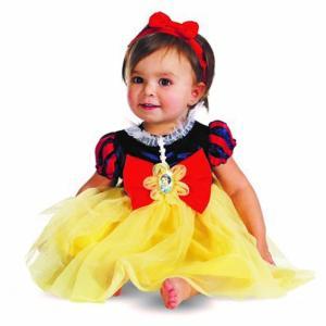 白雪姫 ドレス 子供 赤ちゃん ディズニー コスチューム コスプレ 仮装 衣装 幼児 ベビー 女の子公式ライセンス|acomes