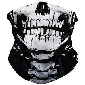 骸骨 マスク スカル フェイス ハーフマスク 大人用 ホラー スケルトン 仮装 ハロウィン 在庫処分市 あすつく|acomes