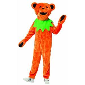 グレイトフルデッドダンシングベア コスチューム 着ぐるみ ティーン用 テディベア くま 動物 ハロウィン コスプレ 衣装 グッズ|acomes