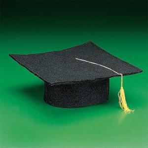 卒業式 スーツ ハロウィン 卒業 セレモニー 博士 帽子 角帽 黒 12セット グラデュエーション タッセル付き ブラック 記念 劇 発表会|acomes