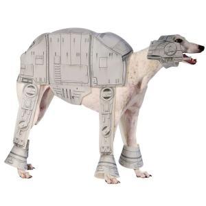 スターウォーズ AT-AT スノーウォーカー 犬用 ディズニー コスチューム コスプレ パーティー ペット 年賀状 戌年|acomes