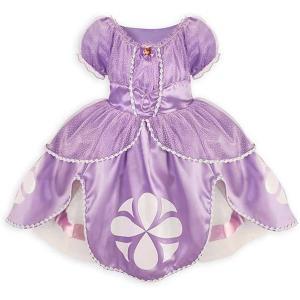 ディズニー コスプレ 子供 コスチューム 人気 ソフィア ドレス 衣装 女の子用 ちいさなプリンセスソフィア 公式 お姫様 仮装 グッズ|acomes