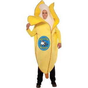 着ぐるみ ハロウィン コスプレ 果物 仮装 バナナ 大人用コスチューム acomes