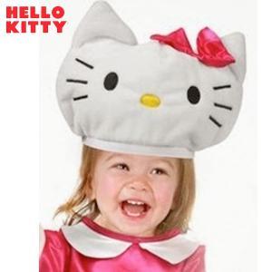 ハローキティ キティちゃん 帽子 ヘッドピース 子供用 ハロウィン コスプレ コスチューム 衣装 グッズ acomes