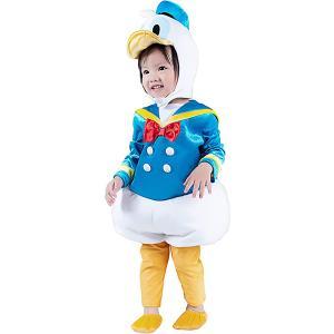 ディズニー ドナルドダック コスチューム 着ぐるみ 幼児用 ハロウィン コスプレ 衣装 グッズ|acomes