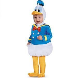 ディズニー ドナルドダック コスチューム 着ぐるみ 赤ちゃん用 ハロウィン コスプレ 衣装 グッズ|acomes