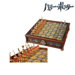 (USユニバーサルスタジオ限定) ホグワーツ 魔法 魔術 学校 寮 チェス セット ハリー・ポッター|acomes