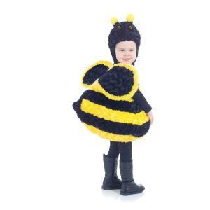 みつばち 幼児 赤ちゃん 着ぐるみ コスチューム 服 ベビー コスプレ はち 蜂 昆虫|acomes