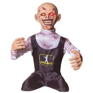 残忍 呪術師 動く ハロウィン 装飾 デコレーション 不気味 怖い 狂気 お化け 屋敷|acomes
