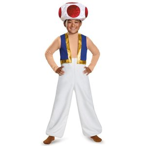 コスプレ 子供 衣装 男の子 人気 キノピオ ハロウィン コスチューム スーパーマリオブラザーズ パーティー  テレビゲーム|acomes
