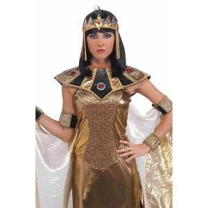 クレオパトラ コスプレ ヘッドバンド エジプシャン ヘッドピース 大人 女性用 アクセサリー 仮装 小道具 ハロウィン acomes