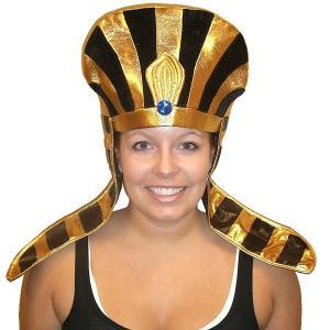 ツタンカーメン ヘッドピース エジプシャン 大人用 アクセサリー コスプレ 仮装 小道具 ハロウィン acomes