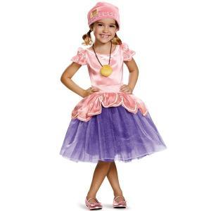 ディズニー ジェイクとネバーランドのかいぞくたち イジー デラックス チュチュ コスチューム 幼児用 ハロウィン コスプレ 衣装|acomes