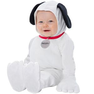 スヌーピー ピーナッツ スヌーピー 着ぐるみ ジャンプスーツ コスチューム 赤ちゃん 幼児 キャラクターグッズ ハロウィン 衣装 年賀状 戌年|acomes