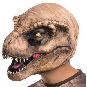 ジュラシック ワールド T-Rex 子供用 3/4 マスク ハロウィン 恐竜 ティラノサウルス レックス ユニバ コスプレ usj acomes
