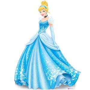 ディズニー プリンセス シンデレラ スタンドアップ スタンダップ 等身大 パネル ポスター 装飾 誕生日 パーティー 写真撮影 コスプレ|acomes
