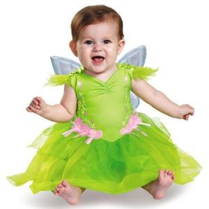 ティンカーベル 衣装 子供 幼児 赤ちゃん ベビー コスプレ コスチューム|acomes