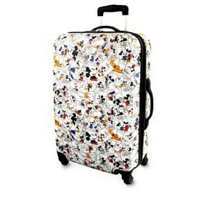 ミッキーマウス キャリーケース カラー コミック柄 キャリーバッグ トランク ディズニー スーツケース 旅行 かばん グッズ ギフト|acomes