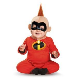 赤ちゃん ディズニー コスチューム  インクレディブル コスプレ ファミリー   仮装 衣装 ジャック・ジャック|acomes