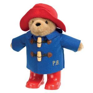パディントン パディントンベア ぬいぐるみ 22cm 赤い長靴 くま クマ 動物 人形 おもちゃ 映画 キャラクター|acomes