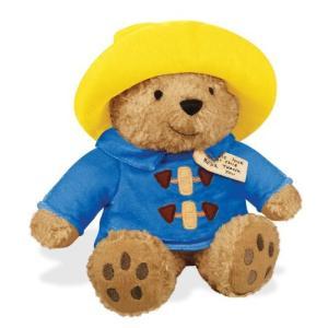 パディントン パディントンベア ぬいぐるみ 18cm 黄色い帽子 くま クマ 動物 人形 おもちゃ 映画 キャラクター|acomes