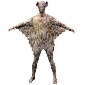 全身タイツ 動物 吸血コウモリ こうもり ハロウィン 大人 仮装 変装 衣装 ホラー お化け屋敷 肝試し 怪物 モンスター アニマルプラネット 大きいサイズあり|acomes