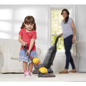高さ65cm 重さ1.1kg 子ども向けダイソンの掃除機おもちゃです。 キャニスター内のカラービーズ...