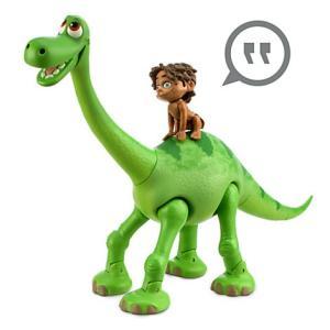 アーロと少年 ザ・グッド・ダイナソー スポット 動く しゃべる フィギュア 人形 おもちゃ 玩具 映画 ピクサー キャラクター コレクターズアイテム|acomes