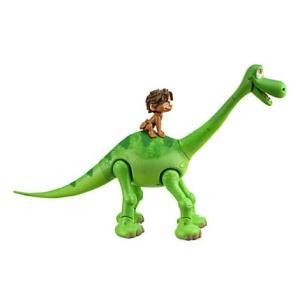 アーロと少年 ザ・グッド・ダイナソー スポット 動く しゃべる フィギュア 人形 おもちゃ 玩具 映画 ピクサー キャラクター コレクターズアイテム|acomes|02
